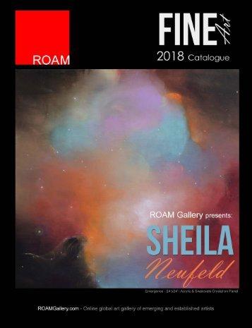 Sheila Neufeld Fine Art Catalogue 2018