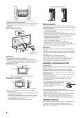 Sony KDL-40RD455 - KDL-40RD455 Mode d'emploi Serbe - Page 4