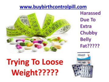 Weight Loss Pills For Slim Figure With Attractive Personality