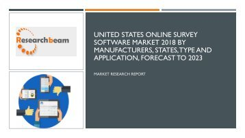 United States Online Survey Software Market 2018