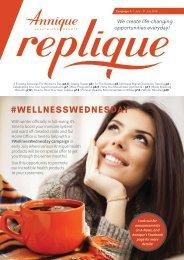 Replique - Campaign 1 - July 2018