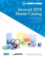 Semrock Master Catalog 2018
