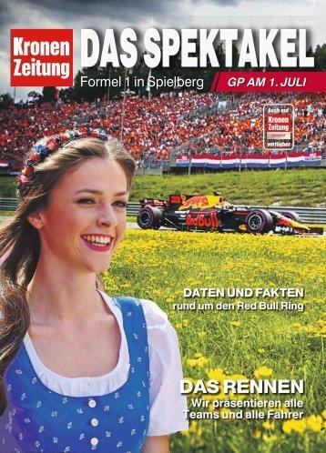Motor Krone Formel 1 Exklusiv 2018-06-16