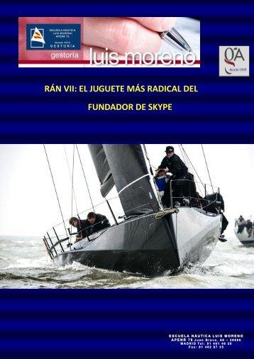 RÁN VII, EL JUGUETE MÁS RADICAL DEL FUNDADOR DE SKYPE - Nauta360