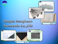 Circle Loom Woven Geotextile