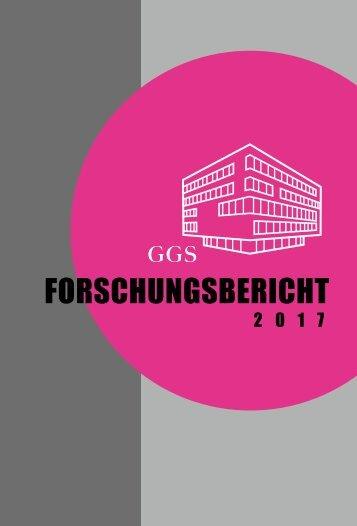 Annual 2017: Forschungsbericht