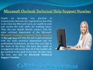 Dialing +1-833-445-74444 the Microsoft outlook Customer Help Support Number
