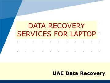 Call us on 0600544549  to get DATA RECOVERY SERVICES FOR LAPTOP