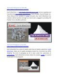 Talc Powder Manufacturer in India EMC - Page 2