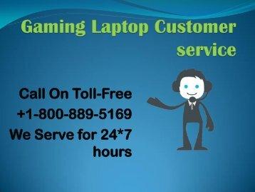 Gaming Laptop Customer  service