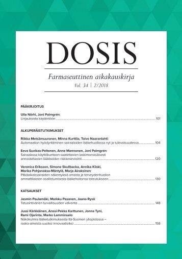 DOSIS 2/2018