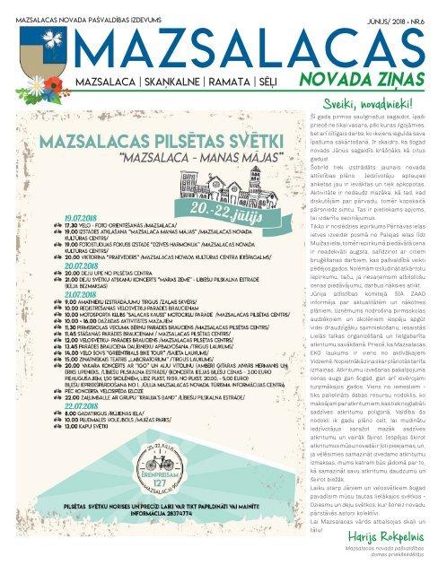 Mazsalacas novada ziņas_jūnijs2018