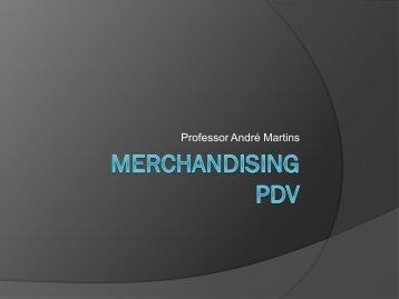 MERCHANDISING PDV - zeromais