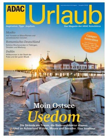 ADAC Urlaub Juli-Ausgabe 2018_Ueberregional