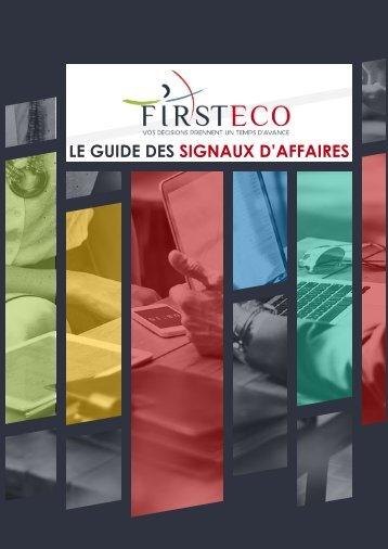 Guide des signaux d'affaire - OFFICIEL