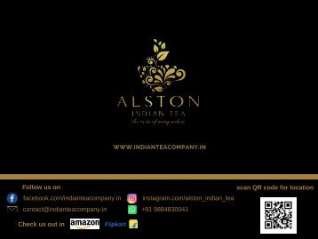Alston Brochure 12 pages