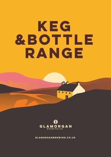 Glamorgan Brewing co. :: Keg and bottle range 2018