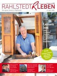 Rahlstedter Leben Juni 2018