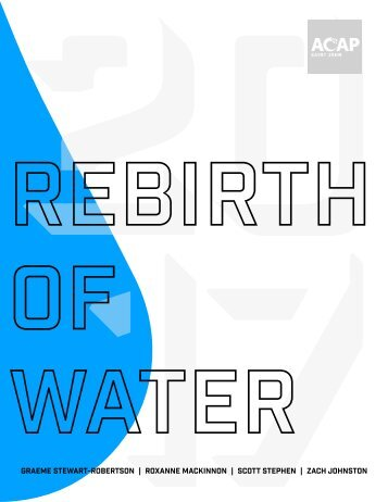 Rebirth of Water - 2017-2018