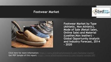 Footwear Market expected to garner $371.8 billion by 2020