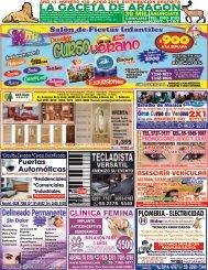 GACETA DE ARAGON JUNIO 2018