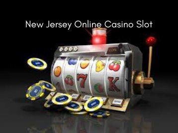 New Jersey Online Casino Slot