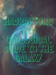 MadRaptors Mad Geo Guide