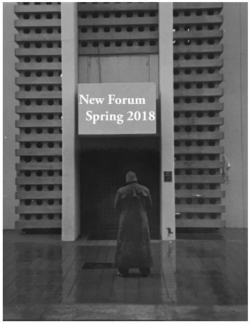 New Forum | Spring 2018
