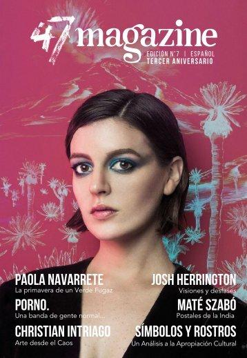 47 magazine - edicion7