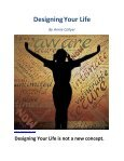 Designing Your Life By Annie Collyer - Page 2