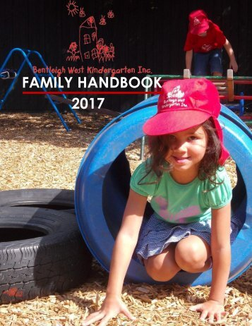 BWK Family Handbook 2017 FINAL (including font change)