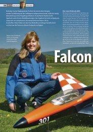 Falcon 120 - Modellbau Lindinger Onlineshop