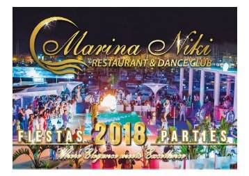 Revista Marina Niki Temporada 2018