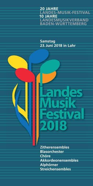 Landes-Musik-Festival 2018