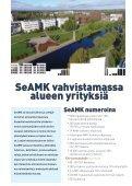 SeAMK palvelumme yrityksille ja yhteisöille 2018 - Page 6