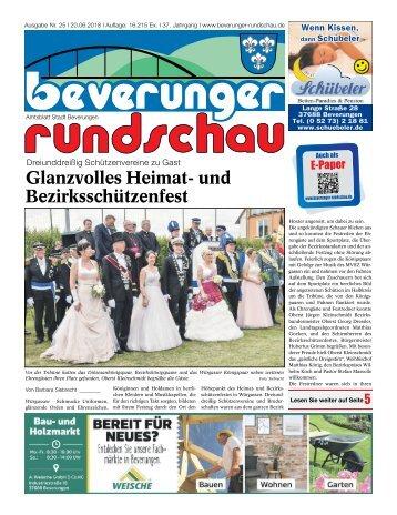 Beverunger Rundschau 2018 KW 25