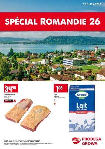 Spécial Romandie 26