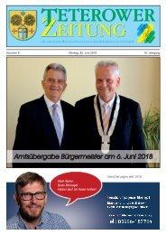 Teterower Zeitung 25.06.2018