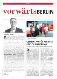 vorwärts Berlin 05-06 2018