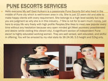 Sexy Indian Call girl Pune escorts -www.geetkulkarni.com