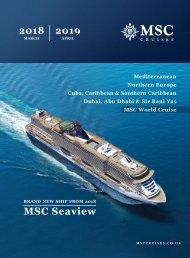 MSC brochure 2018
