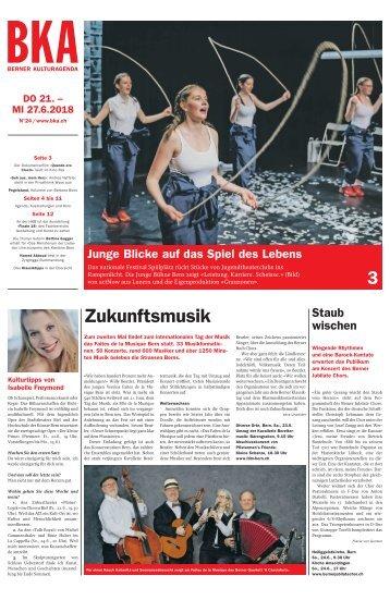 Berner Kulturagenda N°24