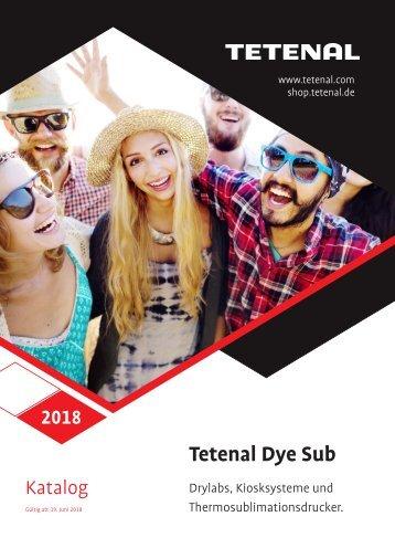 Katalog Dye Sub
