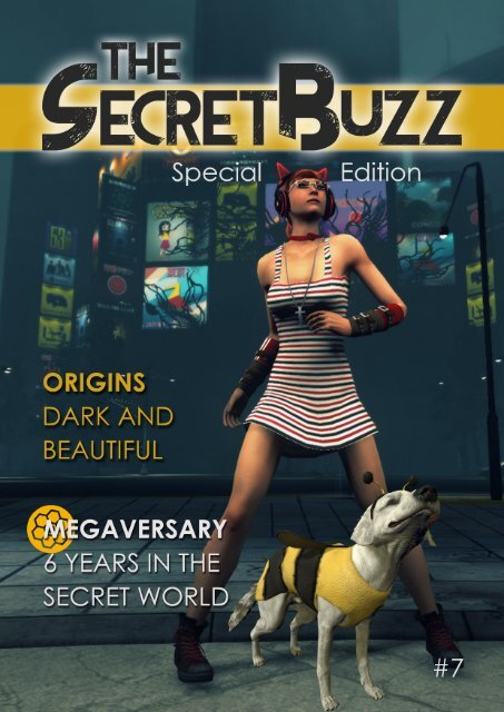 The Secret Buzz - Issue #7
