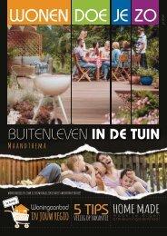 WonenDoeJeZo in Zuid Nederland, #juli 2018