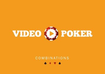 Video Poker Combinations