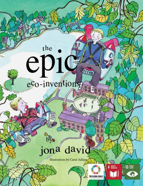 The Epic Eco-inventions