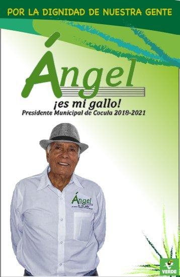 Partido Verde Cocula Prof. Ángel García