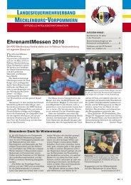 EhrenamtMessen 2010 - Feuerwehr