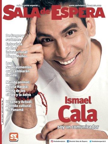 Revista Sala de Espera Panamá Nro 89 Junio - Julio 2018